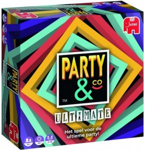 Jumbo Party & Co Ultimate gezelschapsspel (24.95 EUR) 27.00% korting