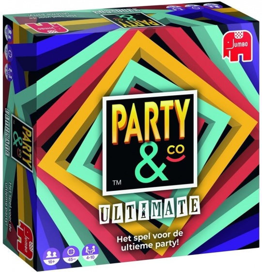 Jumbo Party & Co Ultimate gezelschapsspel