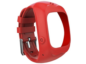KIDDOO Armband voor smartwatch Rood (KD-SW-WRBD-RED) (5.99 EUR)