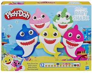 Play-Doh Baby Shark Speelset (20.99 EUR)