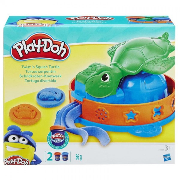 Play-Doh Schildpad Pers