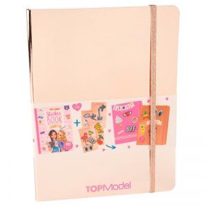 TOPmodel Diy Notebook Gold (7.95 EUR)