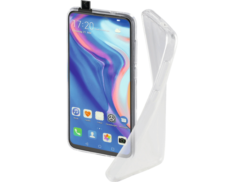 HAMA Cover Crystal Clear Huawei P smart Z Tansparant (187352)