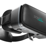 CELLULARLINE Virtual Reality Bril Zion VR Comfort voor smartphone 6'' (3DVISORZIONCK)