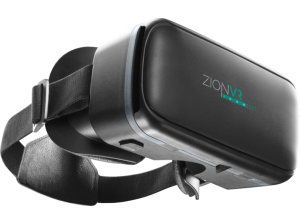 "CELLULARLINE Virtual Reality Bril Zion VR Comfort voor smartphone 6"" (3DVISORZIONCK) (29.99 EUR)"