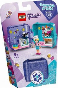 41401 Lego Friends Stephanies Speelkubus ( 9.99 EUR)