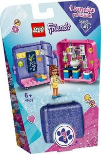 41402 Lego Friends Olivia's Speelkubus ( 9.99 EUR)
