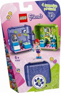 41403 Lego Friends Mia's Speelkubus ( 9.99 EUR)