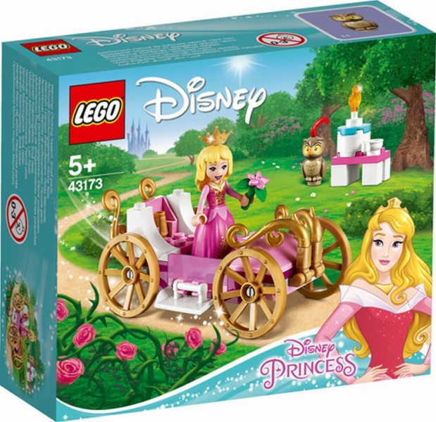 43173 Lego Disney Aurora's Royal Carriage
