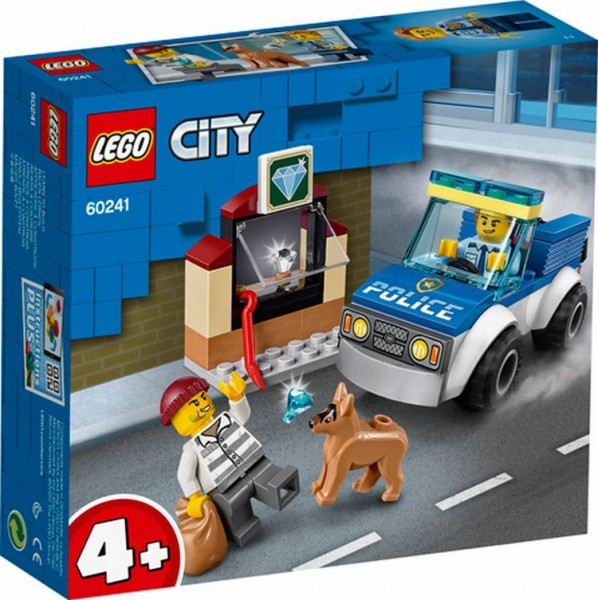 60241 Lego City Police Dog Unit