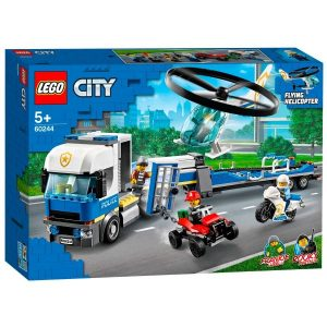 60244 Lego City Politiehelikopter Transport ( 46.99 EUR)