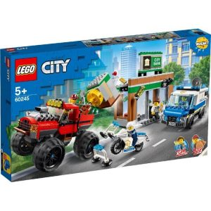 60245 Lego City Police Monster Truck Heist ( 49.99 EUR)