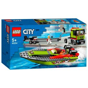 60254 Lego City Raceboot Transport ( 27.99 EUR)