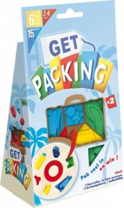 Asmodee Get Packing puzzelspel (9.75 EUR) 25.00% korting