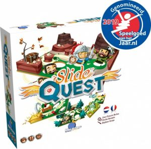 Asmodee Slide Quest bordspel (21.90 EUR) 27.00% korting