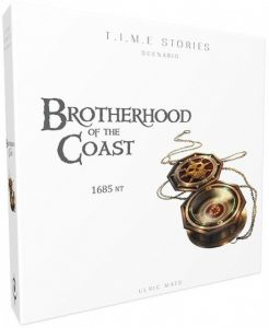 Asmodee uitbreiding T.i.m.e. Stories: Brotherhood of the Coast (en) (22.95 EUR) 26.00% korting