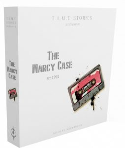 Asmodee uitbreiding T.i.m.e. Stories: The Marcy Case (en) (22.50 EUR) 25.00% korting