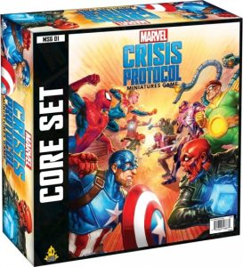 Atomic Mass Games bordspel Marvel Crisis Protocol (en) (99.95 EUR) 25.00% korting
