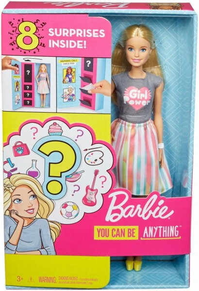 Barbie Carrière Pop