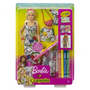 Barbie Crayola Silly Scents (18.99 EUR)