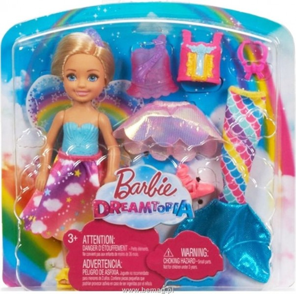 Barbie Dreamtopia Fairytale Dress Up