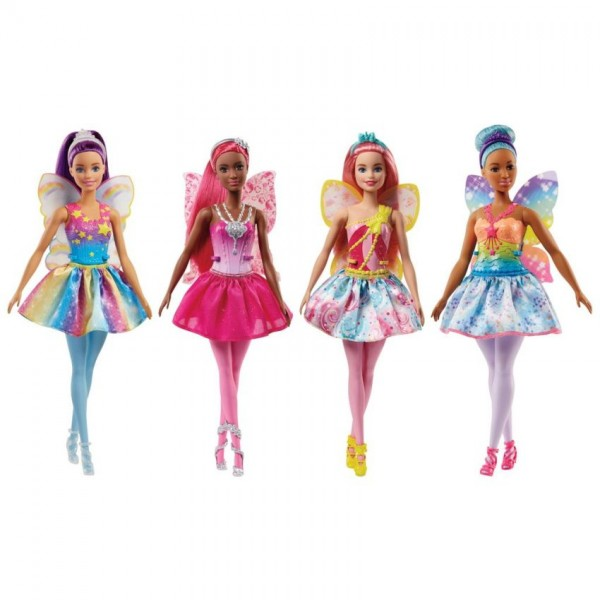 Barbie Dreamtopia Feeën Pop