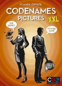 Czech Games Edition bordspel Codenames Pictures XXL (en) (34.95 EUR) 26.00% korting