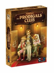 Czech Games Edition gezelschapsspel The Prodigals Club engels (34.95 EUR) 26.00% korting
