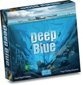 Days of Wonder bordspel Deep Blue (NL) (37.25 EUR) 25.00% korting
