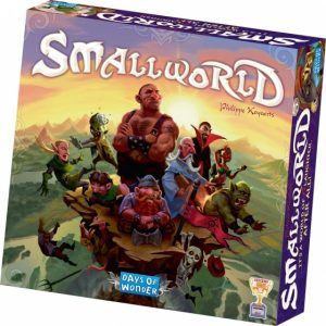 Days of Wonder bordspel Small World (nl) (42.90 EUR) 26.00% korting