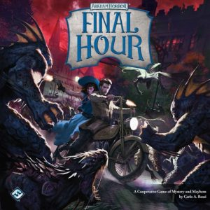 Fantasy Flight bordspel Final Hour (en) (36.95 EUR) 25.00% korting