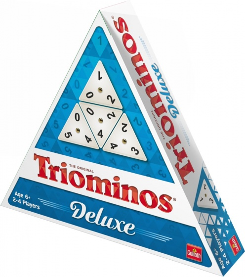 Goliath Triominos the Original Deluxe bordspel