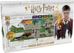 Harry Potter bordspel Harry Potter Magical Beasts (32.95 EUR) 25.00% korting