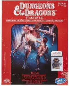 Hasbro Dungeons and Dragons 5.0: Stranger Things (en) (33.90 EUR) 26.00% korting