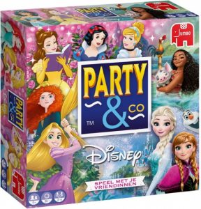 Jumbo gezelschapsspel Party & Co Disney Princess (NL) (27.90 EUR) 26.00% korting