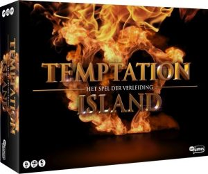 Just Games bordspel Temptation Island spel der verleiding (NL) (20.95 EUR) 25.00% korting