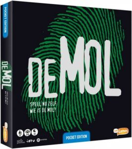Just Games pocketspel Wie is de Mol (14.95 EUR) 25.00% korting