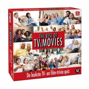King gezelschapsspel The Best Of TV en Movies (NL) (12.90 EUR) 28.00% korting