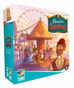 Loki bordspel Monsieur Carrousel (nl) (26.65 EUR) 26.00% korting
