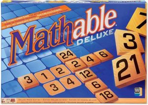 Mathable Deluxe Wood edition (11.90 EUR) 25.00% korting