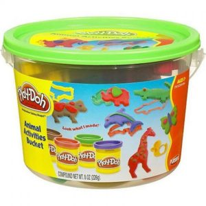 Play-Doh Animal Discovery Bucket (29.99 EUR)