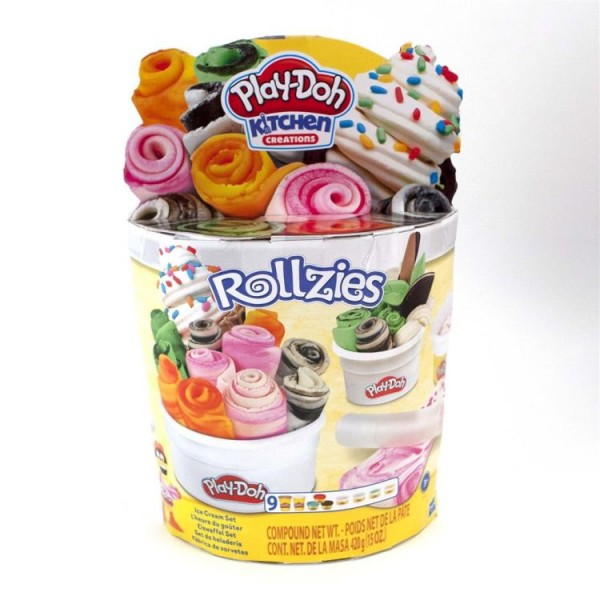Playdoh Ice Cream Set