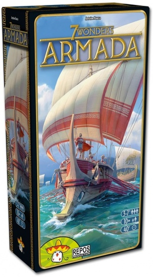 Repos Production 7 Wonders uitbreidingsset Armada (nl/en)