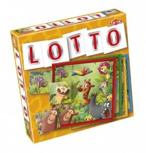 Tactic Jungle Lotto nederlands (12.75 EUR) 42.00% korting