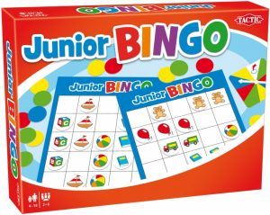 Tactic bingo spel Junior bingo (13.95 EUR) 43.00% korting