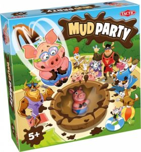 Tactic gezelschapsspel Mud Party (24.90 EUR) 42.00% korting
