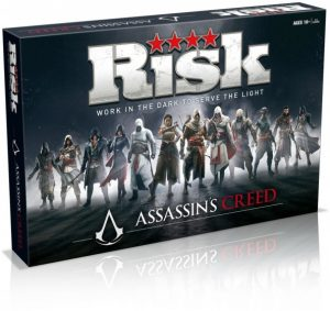 Winning Moves Risk Assassins Creed (36.70 EUR) 25.00% korting