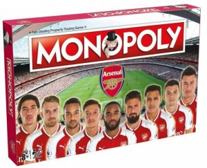 Winning Moves monopoly Arsenal F.C. (en) (35.40 EUR) 26.00% korting