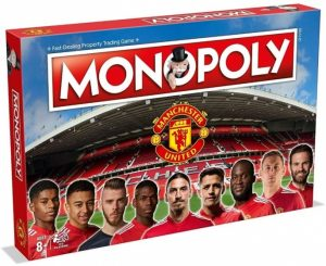 Winning Moves monopoly Manchester united (en) (38.90 EUR) 25.00% korting