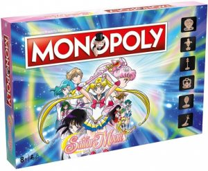 Winning Moves monopoly Sailor Moon (33.95 EUR) 28.00% korting